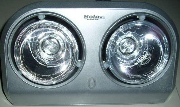壁挂系列b6a1-a银-宝兰浴霸产品-法拉欧热水器松原店