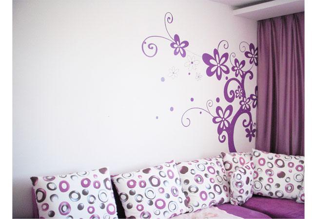 效果图,客厅沙发后墙贴纸图片,客厅沙发墙挂画风水,手绘沙发